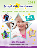 School Kids Healthcare 2013 Catalog